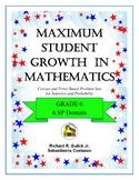 Maximum Student Growth in Mathematics: 6.SP Domain