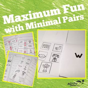 Maximum Fun with Minimal Pairs!