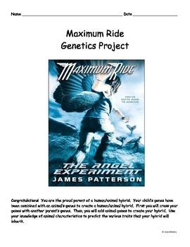Maximum Ride Genetics Project