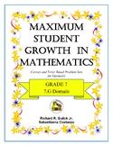 Maximum Student Growth in Mathematics: 7.G Domain