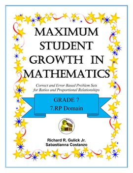 Maximum Student Growth in Mathematics: 7.RP Domain