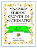 Maximum Student Growth in Mathematics: 7.SP Domain