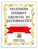 Maximum Student Growth in Mathematics: Grade 7
