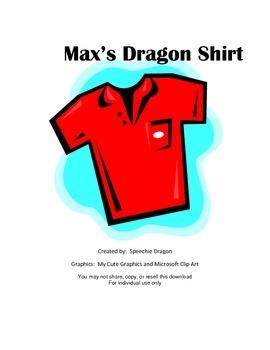 Max's Dragon Shirt Activity Pack