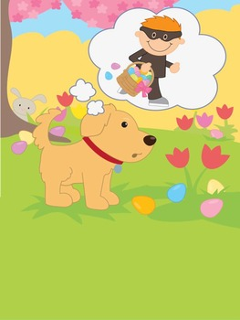 Easter Story- Max's First Easter Egg Hunt
