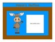 Moose's Muffins - Letter M Beginning Sound Sort
