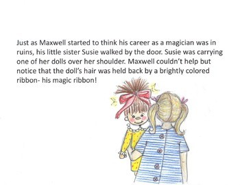 Conflict Resolution Social Skill Story & Lesson Bundle: Maxwell the Transformist