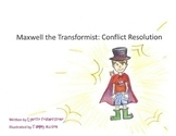Conflict Resolution Social Skill Story & Lesson Bundle: Ma