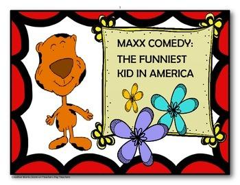 Maxx Comedy: The Funniest Kid in America ( Response Questi