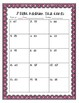 May 2 Digit, No Regrouping Addition Task Cards