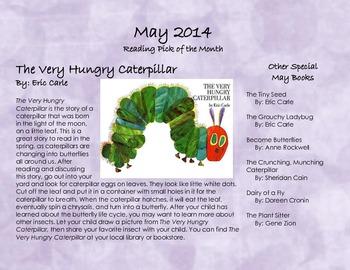 May 2014 Homework Calendar