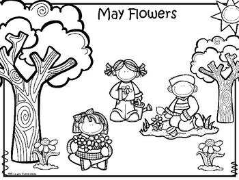 May 2016 Kids Calendar