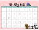 May 2017 Interactive Student Calendar