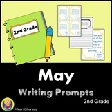 Writing Prompts May 2nd Grade Common Core