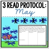 May 3 Read Protocol {A Close Read of a Math Story}
