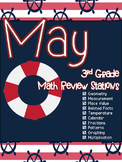 May 3rd Grade Math Review Stations