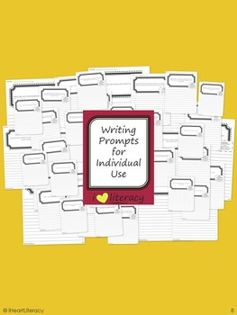 Writing Prompts May 4th Grade Common Core