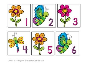 May ABCD Calendar Pattern