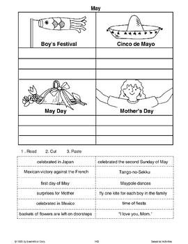 May Activities