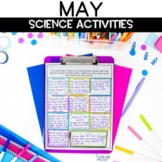 May Activities for Science