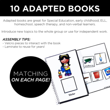 May Adapted Books