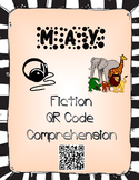 May- Animals- Fiction QR Code Comprehension