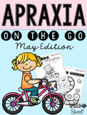May: Apraxia On the Go