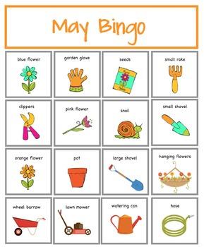 May Bingo