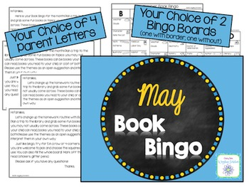 May Book Bingo