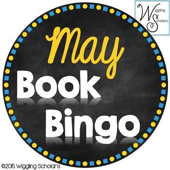 May Book Bingo