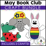 May Book Club {Five Minutes Peace, Watermelon Seed, & What Makes a Rainbow}