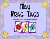 May Brag Tags