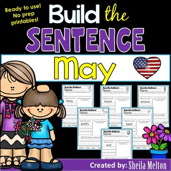 May Build the Sentence