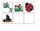 May Calendar Cards- Melonheadz Style