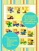 May Calendar Cards for Patterns Counting Numbers Games