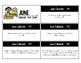 June Calendar Center Task Cards