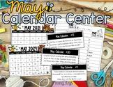 May Calendar Center Task Cards
