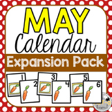 May Calendar EXPANSION PACK