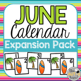 June Calendar EXPANSION PACK