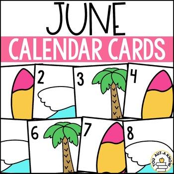 June Calendar EXPANSION PACK