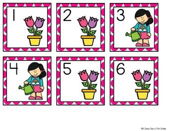 May Calendar Pieces!