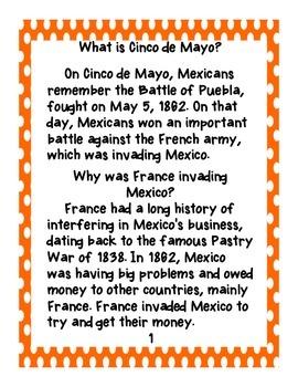 May Centers-Cinco de Mayo!