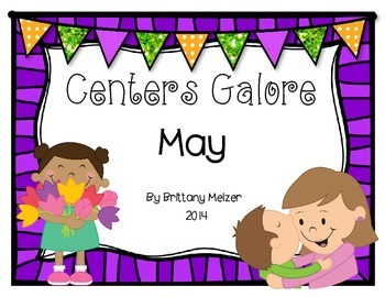 May Centers Galore