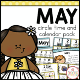 MAY MORNING MEETING CALENDAR AND CIRCLE TIME RESOURCES