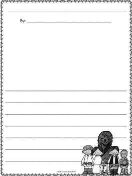 May Class Books and 4-Square Writing Organizers for Beginning Writers K-2