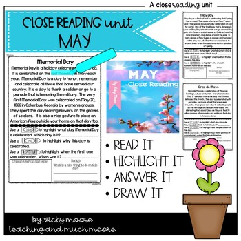 Close reading May