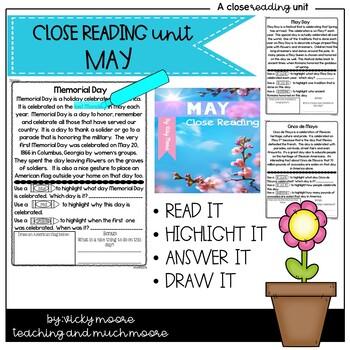 Close reading May