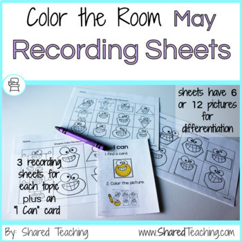 May Color the Room Bundle