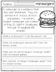 May Comprehension Passages