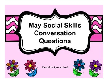 May Conversation Questions